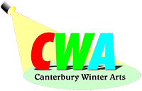 Canterbury Winter Arts Logo